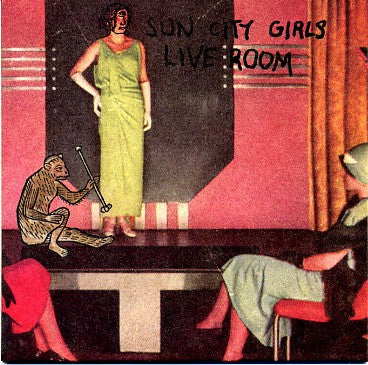fustron SUN CITY GIRLS, Live Room