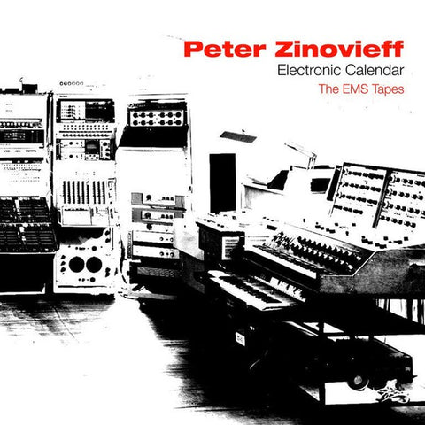 fusetron ZINOVIEFF, PETER, Electronic Calendar: The EMS Tapes