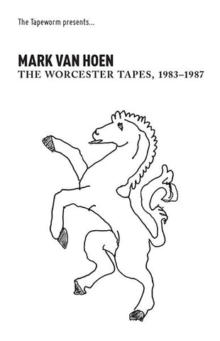 fusetron VAN HOEN, MARK, The Worcester Tapes, 1983-1987