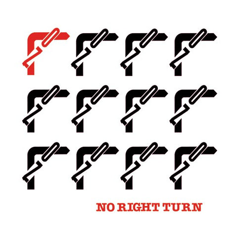 fusetron NO RIGHT TURN, No Right Turn