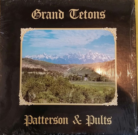 fusetron PATTERSON & PULTS, Grand Tetons
