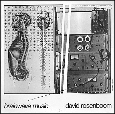 fustron ROSENBOOM, DAVID, Brainwave Music