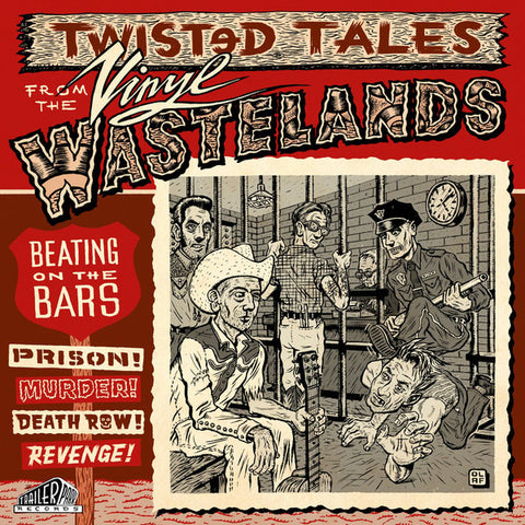 V/A - Beating on the Bars: Twisted Tales from the Vinyl Wastelands Volume 2