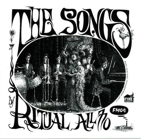 fusetron SONDHEIM/RITUAL ALL 770, ALAN, The Songs