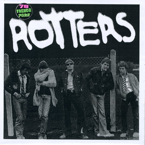 fusetron ROTTERS, 78 Punk Rock