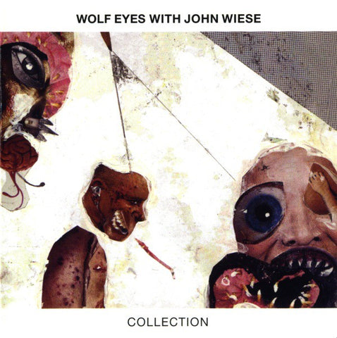 fustron WOLF EYES & JOHN WIESE, Collection