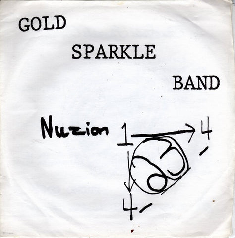 fustron GOLD SPARKLE BAND, Nuzion