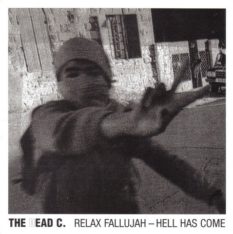 fustron DEAD C, Relax Fallujah - Hell Has Come