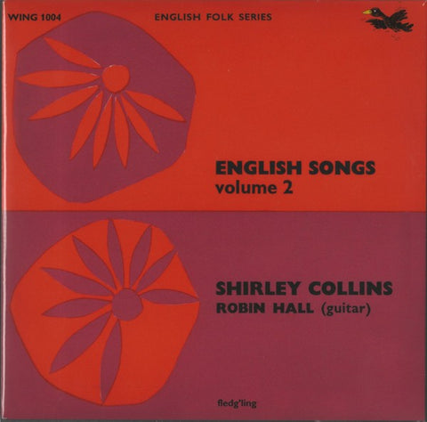 fusetron COLLINS, SHIRLEY, English Songs Volume 2