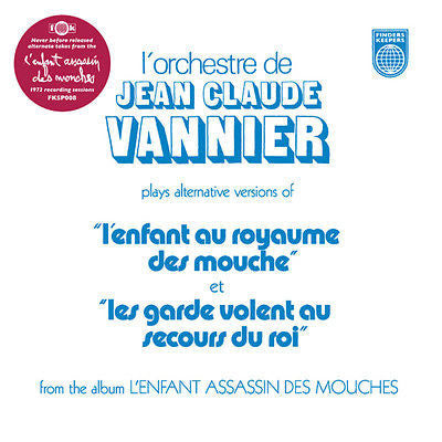 VANNIER, JEAN-CLAUDE - LEnfant Assassin des Mouches Alternate Takes