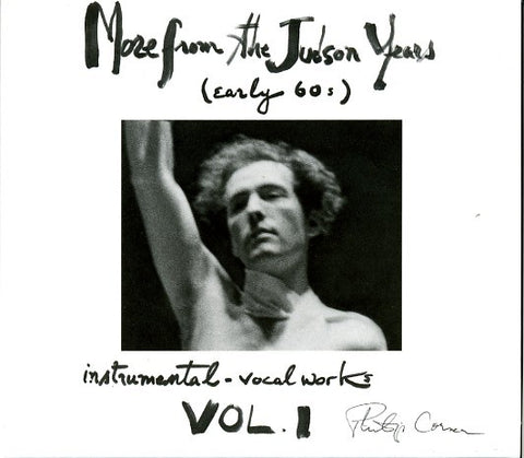 fusetron CORNER, PHILIP, More from the Judson Years, (Early 60s) Instrumental-Vocal Works Vol. 1