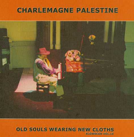 fustron PALESTINE, CHARLEMAGNE, Old Souls Wearing New Cloths
