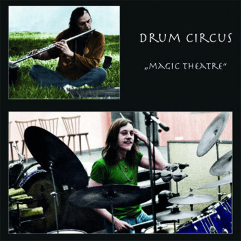 fusetron DRUM CIRCUS, Magic Theatre