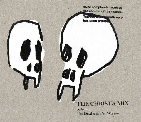 fusetron CHRISTA MIN, The Devil And Tex Watson