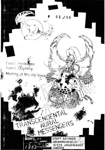 TRANSCENDENTAL AURAL MESSENGERS - Coded Message