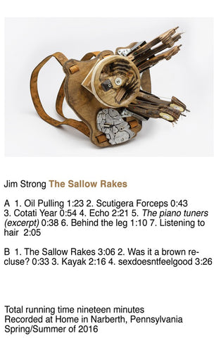 fusetron STRONG, JIM, The Sallow Rakes