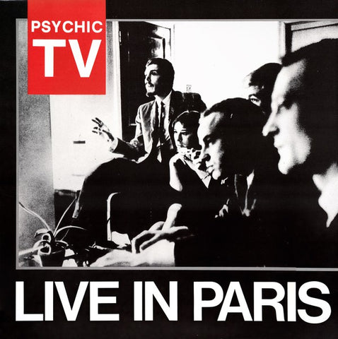 fusetron PSYCHIC TV, Live In Paris