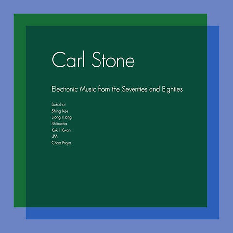 fusetron STONE, CARL, Electronic Music from the Seventies and Eighties
