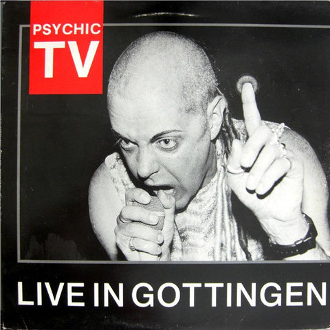 fusetron PSYCHIC TV, Live In Gottingen