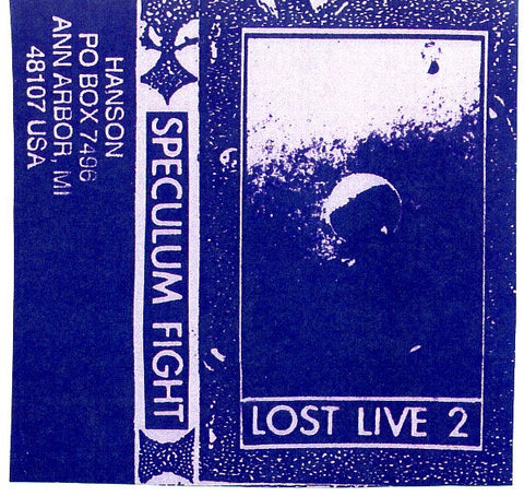 fustron SPECULUM FIGHT, Lost Live 2