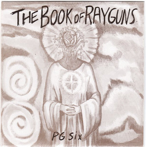 fustron P.G. SIX, The Book Of Rayguns