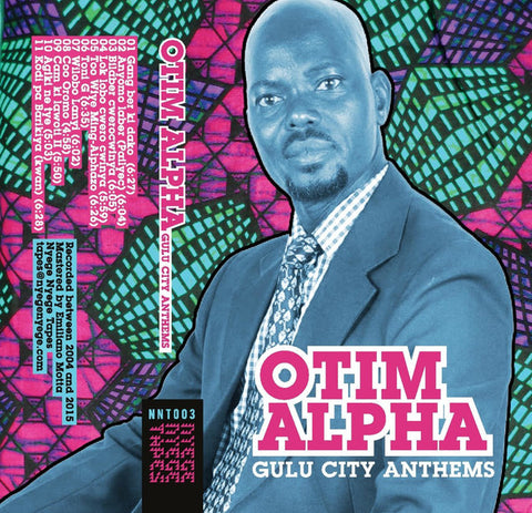 fusetron ALPHA, OTIM, Gulu City Anthems