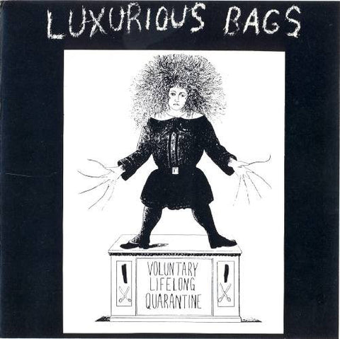 fusetron LUXURIOUS BAGS, Quarantine Heaven