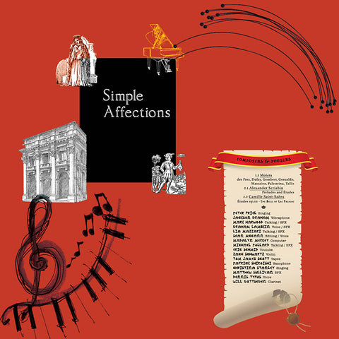 Simple Affections - S/T