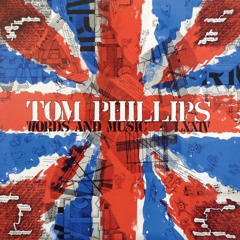 PHILLIPS, TOM - Words And Music