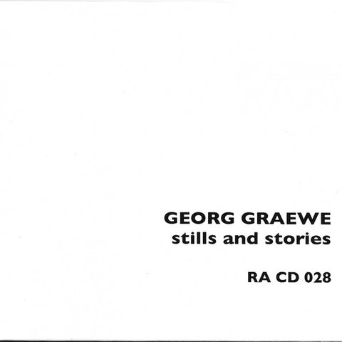 GRAEWE, GEORG - Stills and Stories