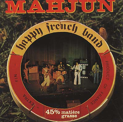 MAHJUN - Happy French Band