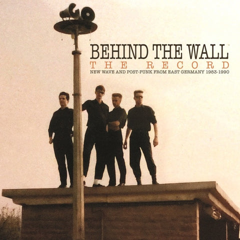 V/A - Beyond The Wall - The Record: New Wave and Post-Punk from East Germany 1983-1990