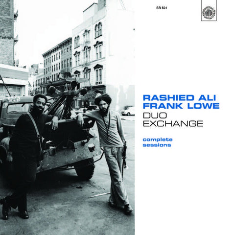 ALI/FRANK LOWE, RASHIED - Duo Exchange