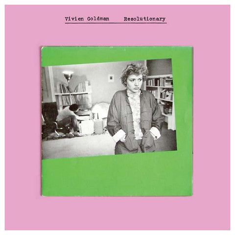 GOLDMAN, VIVIEN - Resolutionary (Songs 1979-1982)