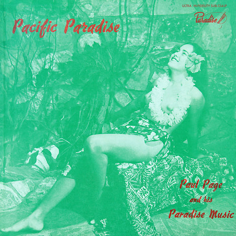 PAGE AND HIS PARADISE MUSIC, PAUL - Pacific Paradise