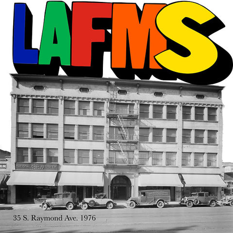 LOS ANGELES FREE MUSIC SOCIETY - 35 S. Raymond Avenue