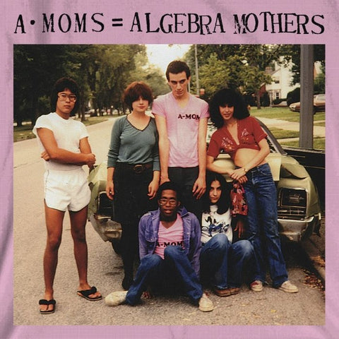 ALGEBRA MOTHERS, THE - A-Moms = Algebra Mothers