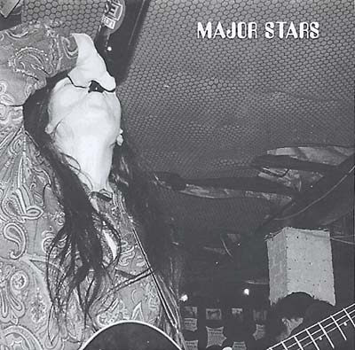 MAJOR STARS - Black Road EP