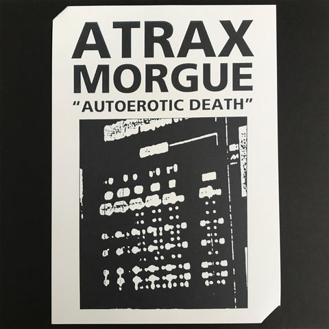 ATRAX MORGUE - Autoerotic Death
