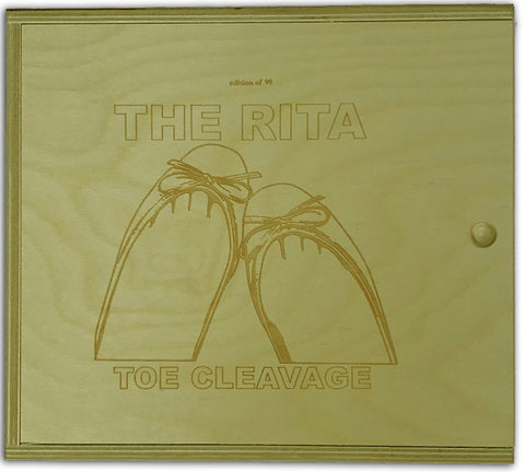 RITA, THE - Toe Cleavage