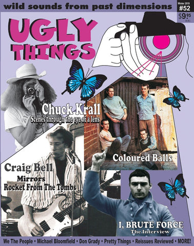UGLY THINGS - #52