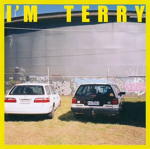 TERRY - I'm Terry (Yellow Vinyl)