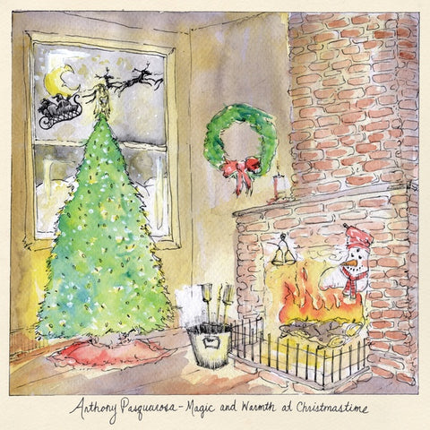 PASQUAROSA, ANTHONY - Magic and Warmth at Christmastime