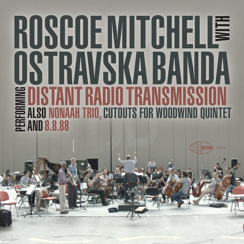 MITCHELL WITH OSTRAVASKA BANDA, ROSCOE - Distant Radio Transmission
