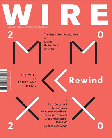 WIRE, THE - #443 January 2021