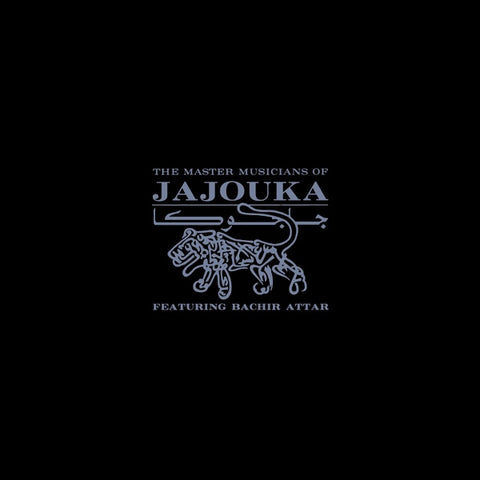 MASTER MUSICIANS OF JAJOUKA FEAT. BACHIR ATTAR, THE - Apocalypse Across The Sky