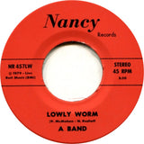 A BAND - Lowly Worm/No Love