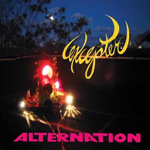 EXCEPTER - Alternation