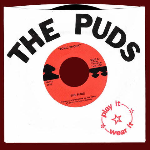 THE PUDS - Toxic Shock