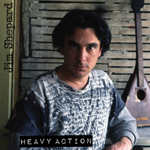 SHEPARD, JIM - Heavy Action